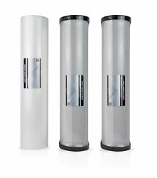 RF 3021 PRE FILTER SET FOR WHOLE HOUSE amp; COMMERCIAL SYSTEMS