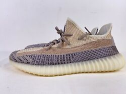 ADIDAS YEEZY BOOST 350 V2 ASH PEARL GY7658 MENS SIZE 12.5 In Hand Ship Now $269.71