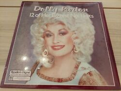 DOLLY PARTON 12 of Her Biggest No. 1 Hits READER#x27;S DIGEST Jolene 9 to 5 Shrink $23.95