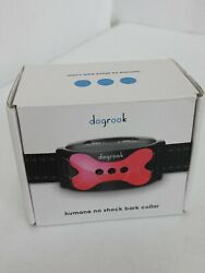 Dogrook Humane No Shock Bark Collar for Dogs quot;Open Boxquot; $19.99