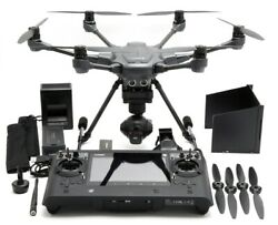 Near Mint YUNEEC Typhoon H Hexacopter with Box #35499 $799.00