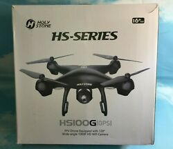Holy Stone HS100G Drone GPS 1080p FHD Camera 5G FPV Altitude Hold Follow Me RTH $159.95