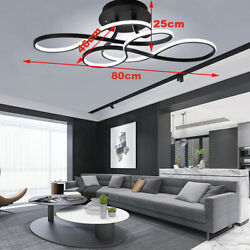 Acrylic Modern LED Ceiling Lamp Living Room Dining Room Pendant Light Fixtures $63.00