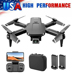 S68 RC Drone with 4K Dual Camera WIFI FPV Drone Mini Foldable RC Quadcopter G5B9 $33.62