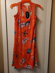 Womens NWT L XL Cover Up $11.00
