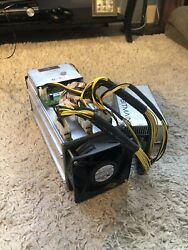 BTC BCH Bitcoin AntMiner S9 13.5T S9 14T With 1600W PSU Miner Power Supply USA $620.00