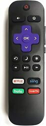 Newest technology Replacement Remote for ROKU 1 2 3 4 Express Premiere Ultra $5.74