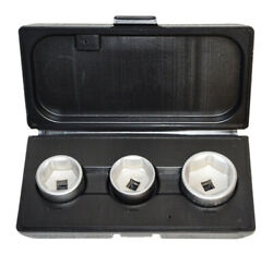 ATD Tools 5233 3Pc Euro Gm Oil Socket Set 12 Month Warranty Fast Shipping $56.91