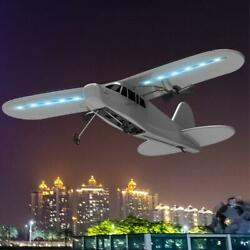 Rc Plane Cessna 182 Durable 20 Minute Flying Time Outdoor Rc Aircraft Model Toys $34.99