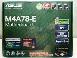 ASUS Motherboard M4A78 E $40.00