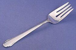 HUNT CLUB- GORHAM 2 STERLING SALAD FORKS-NEW $137.99