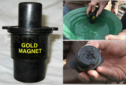 GOLD Prospecting MAGNET removes Black Sand Iron pan $8.99