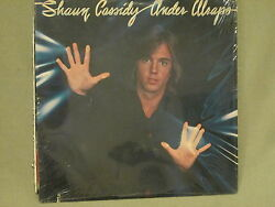 Shaun Cassidy Under Wraps Warner Bros. Records BSK-3222 1978 POP ROCK Sealed LP