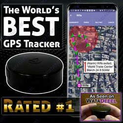 The World#x27;s Best GPS Tracker Waterproof Vehicle or Person Tracking Device Spy $79.98