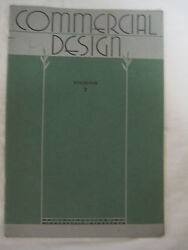 Vtg 1945 COMMERCIAL DESIGN Art Instruction Inc Advertising Layout Book Division2