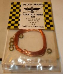 Pylon Brand Serving Wire Kit for Control Wire Ends SWC for Gas Airplanes MIP