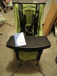 EXTREMELY RARE AND SO HANDY EVENFLO BABY GO HIGH CHAIR TRAVEL $349.99