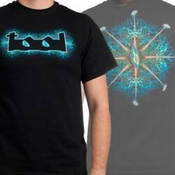 DEF LEPPARD T Shirt Vintage Union Jack Logo Distressed New Authentic S XL $18.95
