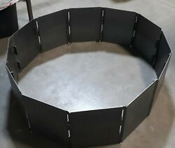 CAMPFIRE PORTABLE FIRE PIT RING   INSERT 48