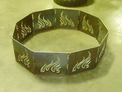 CAMPFIRE FIRE PIT RING 48
