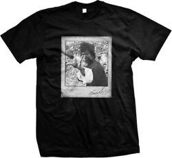 Bruce Lee Signature Action Movie Star Mens T shirt $10.17