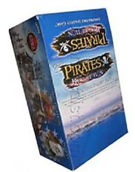WIZKIDS PIRATES : PIRATES OF THE REVOLUTION 36 BOOSTER PACKS NEW $99.75