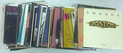 Lot of 100 Empty Picture Sleeve Only Lot 45 rpm 7