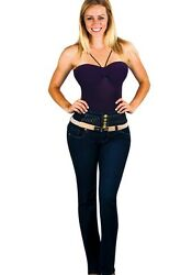 Colombian Design Butt lift Jeans Best Push Up Jeans Womens Clearance 14034 $49.95