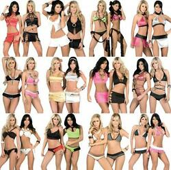 Wholesale Lot 300 bikini swimsuit beach Gogo Lingerie stripper Dance Rave S M L