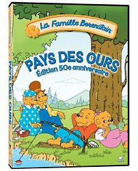 La Famille Berenstain Pays Des Ours On DVD Very Good E83