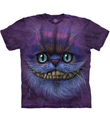 The Mountain Cheshire Cat Adult Unisex T Shirt $20.40