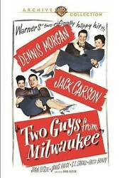 Two Guys from Milwaukee DVD (1946) - Dennis Morgan Jack Carson David Butler