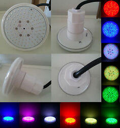 Underwater Led Swimming Pool Light SMD6W RGB for 1.5inch Wall Fittings Bulb Lamp $49.00