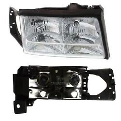 NEW Headlight 97-99 CADILLAC DEVILLE Passenger Side Front Headlamp Assembly
