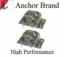 2 PCS Motor Mount Kit for Chevrolet Camaro 5.7L 350 Engine 72-81 Set Left Right $27.61