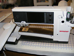 BERNINA 830 Computerized Embroidery Sewing Machine-includes LOTS of EXTRAS LK