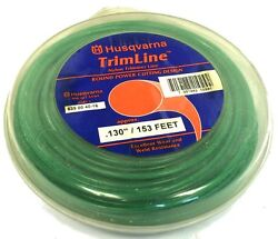 Commercial String Trimmer Weedeater Line 1lb Spool 153ft .130 Guage $5.44