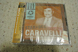 Rare Brand New Caravelli Japan CD Star Box C $34.99