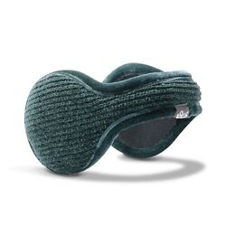 180s Womens Chenille Green Brand New Ear Muffs Warmers Individual or Lot of 12