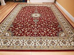 Red Traditional Oriental Medallion 8x10 Area Rug Carpet 2x3 Mat 5x7 Rugs $99.98