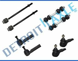 Inner Outer Tierod Ball Joint Sway Bars for Bonneville LeSabre Park Avenue $49.28