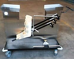 TRACTION EXTENSION SHORT amp; LONG JACKSON TABLE Parts CARTS on wheels ORTHOPEDIC $1200.00