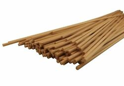 Natural Wooden Dowels  Dowel Rods Thin 18