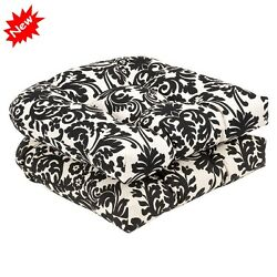 Seat Cushions For Wicker Chairs Patio Indoor Outdoor Garden Beach Furniture Home