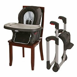 Infant hook on High chair 3 in 1 convertible Polyester Plastic Metal adjust Easy