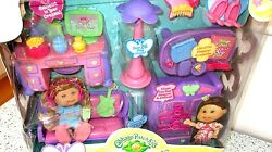 Cabbage Patch Lil Sprouts Best Friends Sleepover Furniture Accessories  New