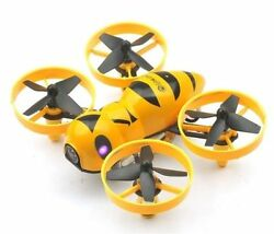 RC Quadcopter Eachine Fatbee FB90 90mm Micro FPV LED Racing BNF Frsky Reciever $116.46