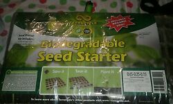 72 Cell Professional Greenhouse Seed Starter Kit by terracycle  NEW IN BOX