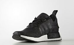 ADIDAS NMD r1 PRIMEKNIT WINTER WOOL sz 8 new in box DS FROM ADIDAS.COM PK