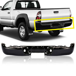 Rear Bumper Steel Face Bar Fits 2005-2015 Toyota Tacoma TO1102241 5215104051 $109.48
